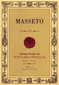 Masseto_label