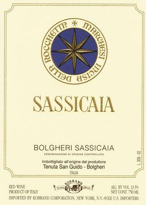 Sassicaiaetichetta